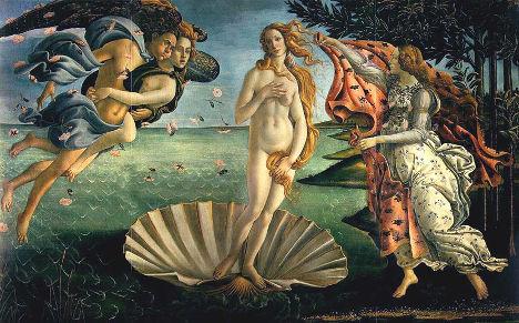 naissance-de-venus-botticelli